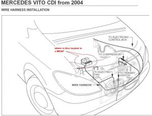 Mercedes Wiring Diagrams, Technical Schematics Etc  Page