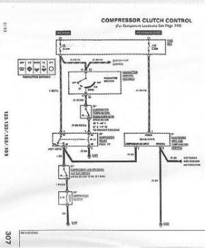 W123 300D AC Wiring Diagram & Pics?  MercedesBenz Forum