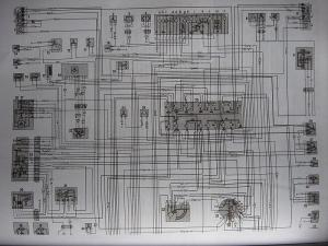 Electrical diagram for 79 240d  MercedesBenz Forum