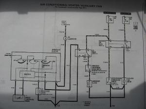 Mercedes 1981 240D Airconditioning system  diagrams anyone?  MercedesBenz Forum