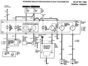 W126 88 560SEL Electrical Short Tracing Saga  Mercedes