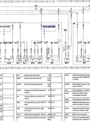 Vacuum pump wiring diagram?  MercedesBenz Forum