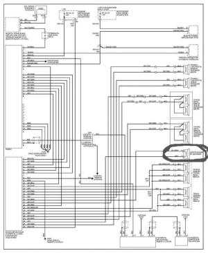 2011 Mercedes sprinter radio wiring diagram