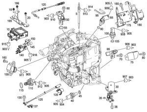 Engine oil cooler needs replacement  MercedesBenz Forum