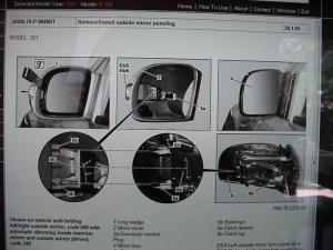 How to change bulbs in sideview mirrors  MercedesBenz Forum