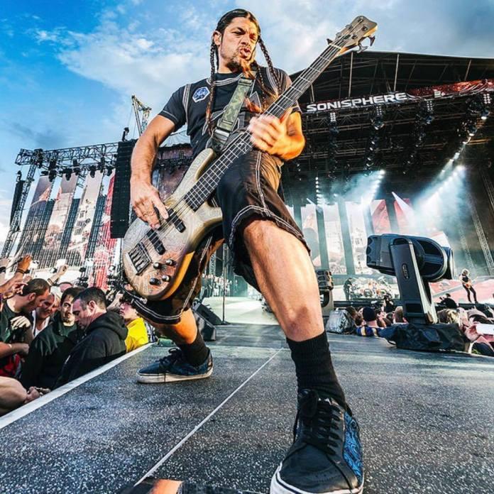 Robert Trujillo, el bajista que revivió con fuerza las raíces de Metallica  – Beon – Las novedades de música y video, claro, de Latinoamérica.