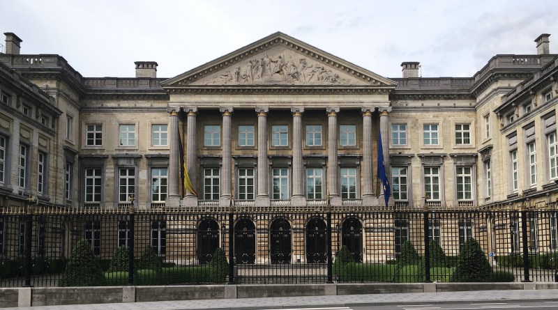 Paleis der Natie in Brussel