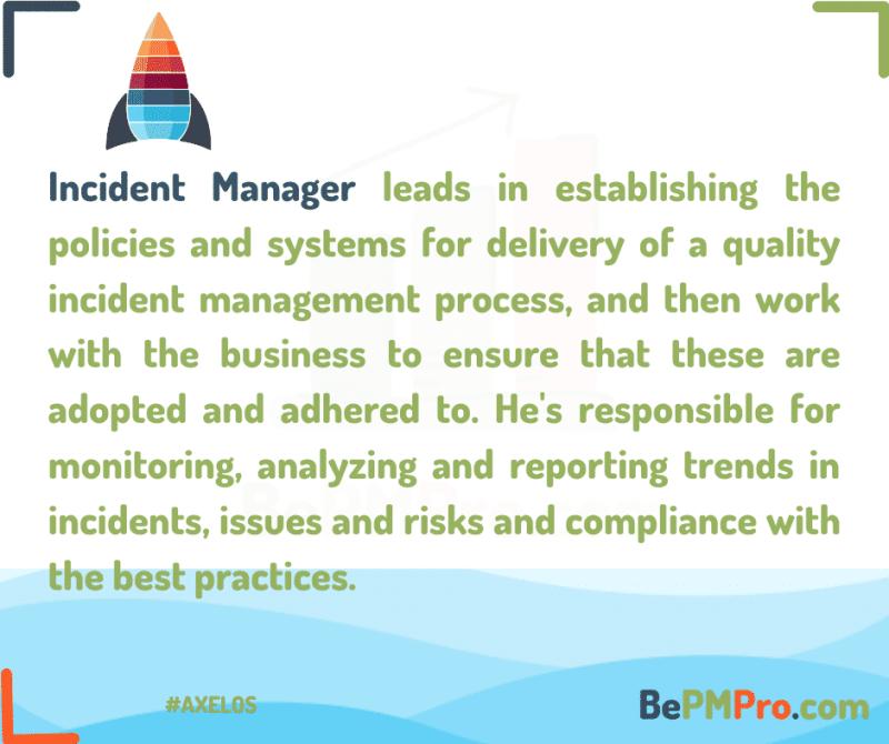 Manager Job Profiles
