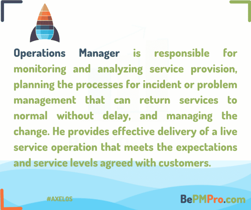 Operations Manager