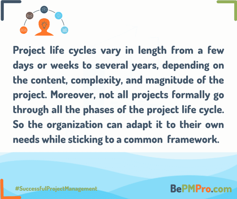 What is a Project Life Cycle? 7 Easy and Short Tips! 7
