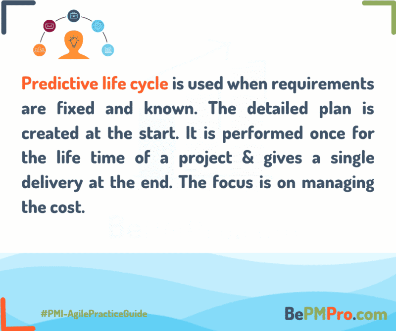 Various Types of Project Life Cycles - 4 Basic but Powerful Types Explained 1