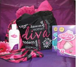 DivaCup Prize Pack