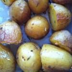 Gebakken ibericokarbonades met champignons en portsaus