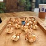 Gegrilde octopustentakels met bonen
