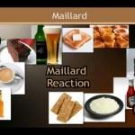 Phản Ứng Maillard Tạo Mùi Vị