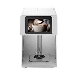coffee printer cinoart pro white