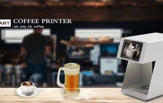 coffee printer not only for coffee