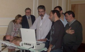 docenza corso teorico-pratico ecografia per MMG, Firenze 2012