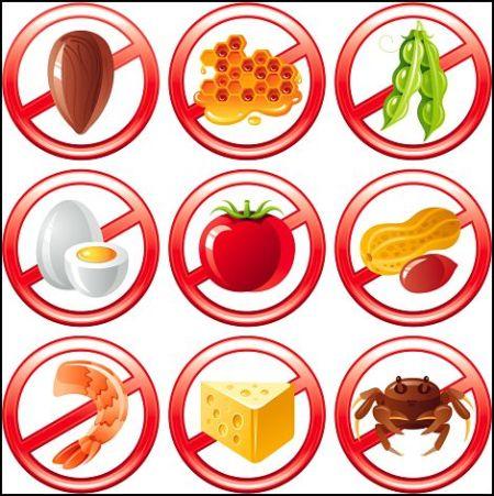 intolleranze allergie alimentari