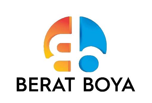 berat boya logo