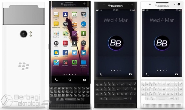 BlackBerry Android Venice