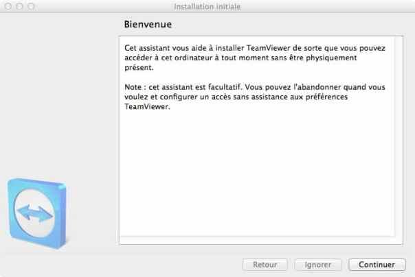 TeamViewer, étape 7