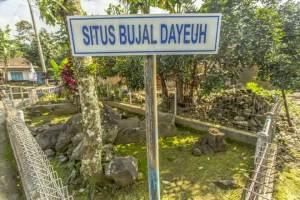 Situs Bujal Dayeuh Desa Wisata Cibuntu