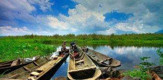 Menyulap Rawa Menjadi Obyek Wisata Desa
