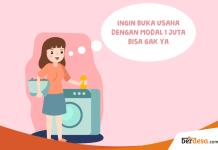 Peluang Usaha Untuk Ibu Rumah Tangga Modal Satu Juta Yang Menguntungkan
