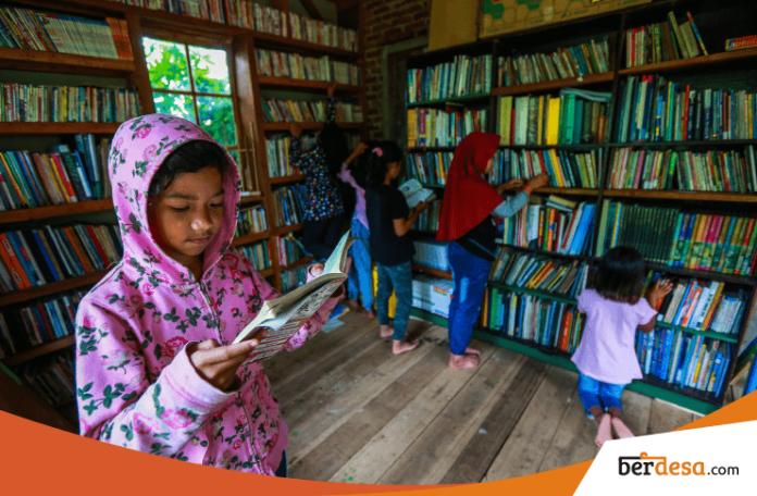 Meningkatkan Kualitas Taman Bacaan Di Desa, Masih Perlukah?