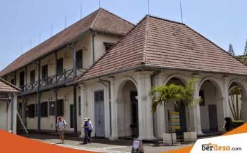 Museum Benteng Vrederburg, Wisata Sejarah Yang Selalu Ramai