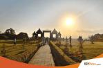 Kemegahan Istana Ratu Boko Yang Bersejarah