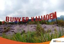 Wisata Bunker Kaliadem Jogjakarta, Menikmati Megahnya Merapi