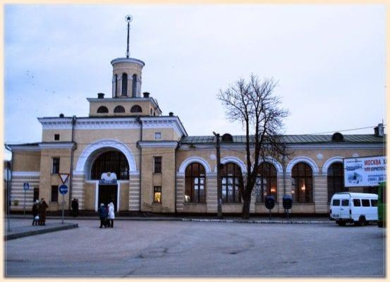 На бердичівському залізничному вокзалі обікрали пенсіонерку