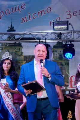 Самый красивый мужчина Бердичева выбрал «Мисс Бердичевская Вселенная 2015». ФОТО
