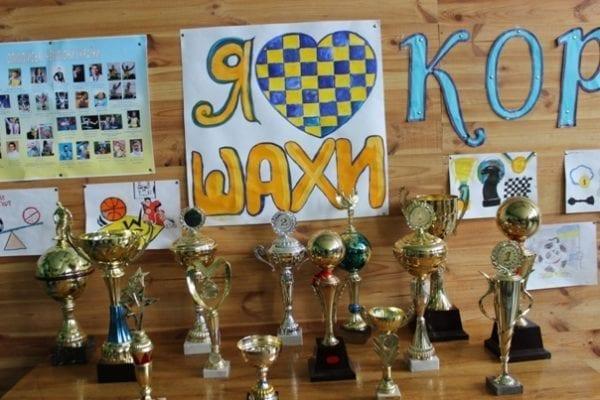 Бердичівляни виграли чемпіонат області з шахів і готуються до проведення турніру у місті Бердичеві
