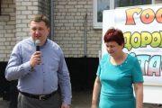 Максим Самчик відвідав дитячий благодійний ярмарок у школі-інтернаті селища Гришківці