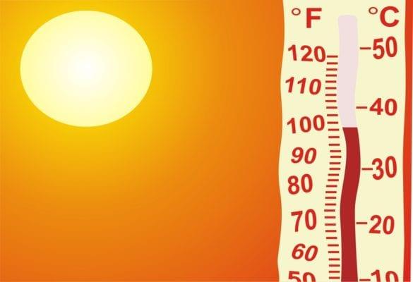 Погода в Бердичеве на четверг: печет немилосердно