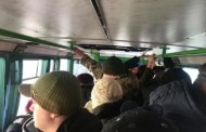 В Бердичеві пасажир побив та пограбував водія маршрутки