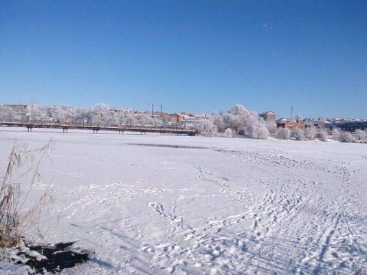 Рятувальники Бердичівського району провели рейд на річці Гнилоп'ять