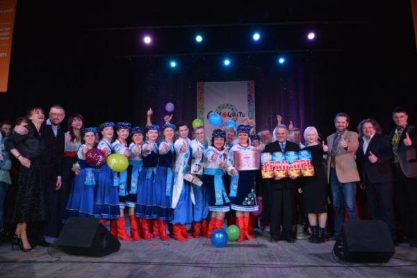 Ансамбль пісні і танцю «Зорецвіт» міста Бердичева здобув Гран-прі на престижному Всеукраїнському фестивалі. ФОТО