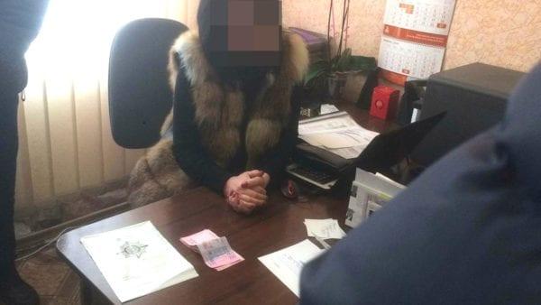 У Бердичеві затримали чиновницю яка торгувала біометричними паспортами
