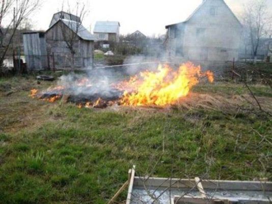 Жахлива трагедія: палили сміття – спалили дитину