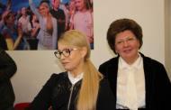 Юлія Тимошенко відвідала Житомирщину. ВІДЕО