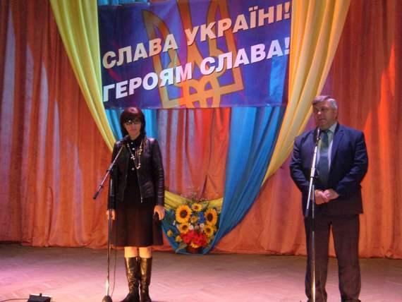 Ряд державних свят гучно відзначили в Бердичівському районі разом з новопризначеним головою