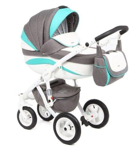 Детские прогулочные коляски: выбираем правильно