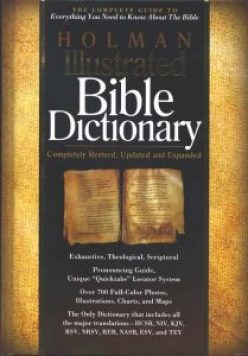 Holman-Bible-Dictionary