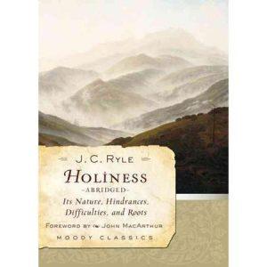 JCRyle-Holiness