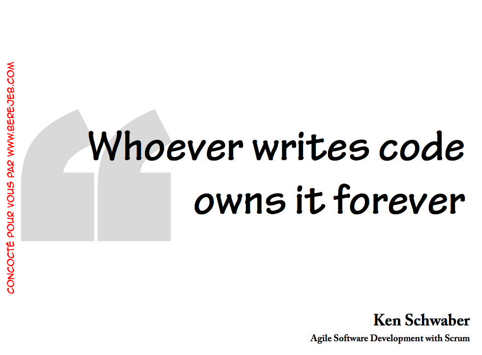 quote-ken-schwaber-whoever-writes-code