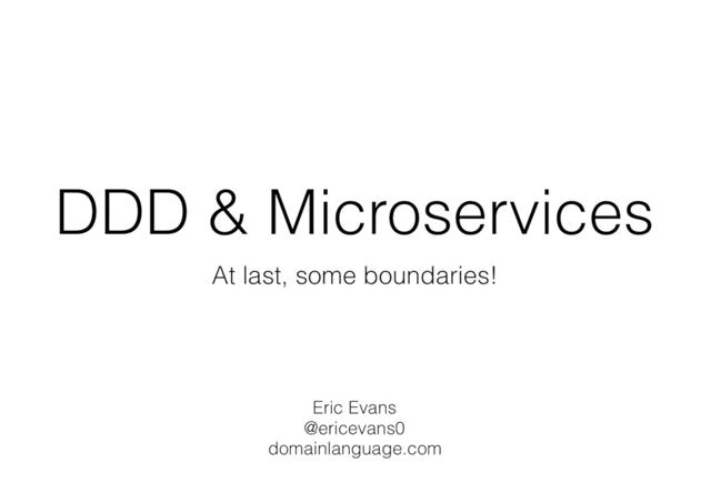 ddd-et-micro-services